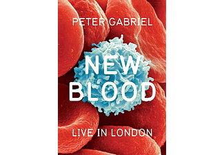 Peter Gabriel - New Blood - Live in London (DVD)