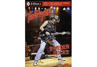 Ted Nugent - Sweden Rocks - Live 2006 (DVD + CD)