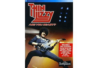 Thin Lizzy - Are You Ready? (DVD)