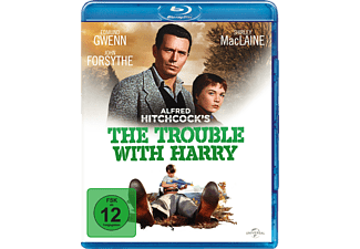 Immer Ärger mit Harry (Alfred Hitchcock Collection) - (Blu-ray)