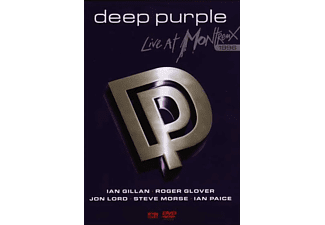 Deep Purple - Live At Montreux 1996 (DVD)