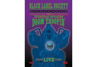 Black Label Society - The European Invasion Doom Troopin' - Live (DVD)