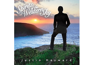 Hayward Justin - Spirits Of The Western Sky (CD)