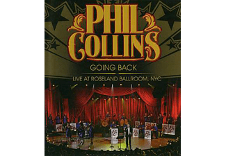 Phil Collins - Going Back - Live At Roselands (DVD)