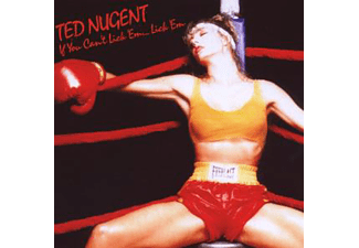 Ted Nugent - If You Can't Lick Em (CD)
