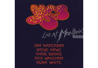 Yes - Live At Montreux 2003 (CD)