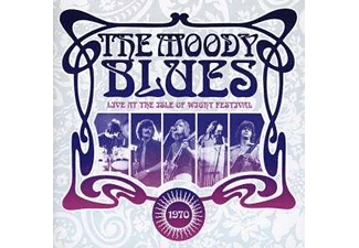 The Moody Blues - Live At The Isle Of Wight 1970 (CD)