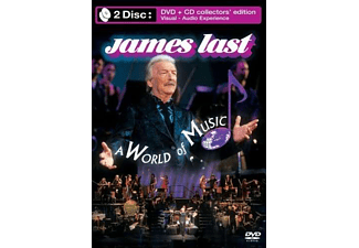 James Last - A World Of Music (CD + DVD)
