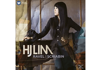 H.J. Lim - Ravel & Scriabin - (CD)
