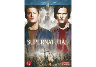 Supernatural - Seizoen 4 - DVD