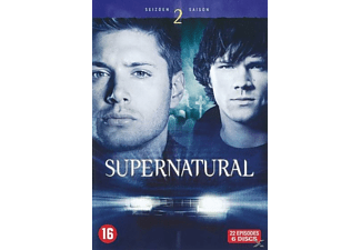 Supernatural Seizoen 2 TV-serie