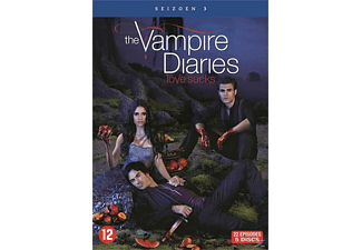 The Vampire Diaries - Seizoen 3 - DVD