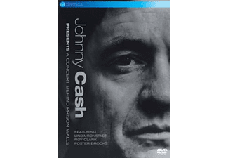 Johnny Cash - A Concert Behind Prison Walls (DVD)