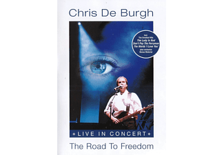Chris De Burgh - Road To Freedom - Live In Concert (DVD)