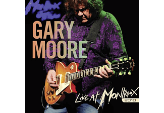 Gary Moore - Live At Montreux 2010 (CD)