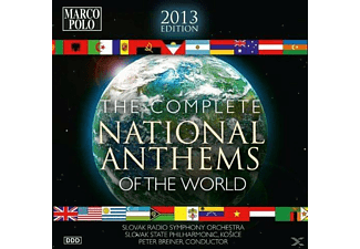 VARIOUS - Complete National Anthems Of The World 2013 Edition - (CD)