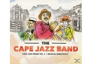 The Cape Jazz Band - Cape Jazz Series Vol.4 / Musical Democracy - (CD)