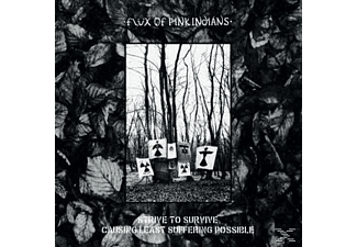 Flux Of Pink Indians - Strive To Survive Causing The Least Suffering Possible - (CD)