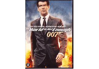 The World Is Not Enough | DVD