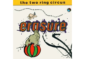 Erasure - The (Two Ring) Circus - (CD)