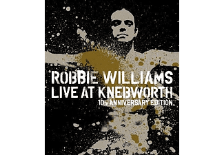 Robbie Williams - Live At Knebworth 2003 - 10th Anniversary Edition (Blu-ray)
