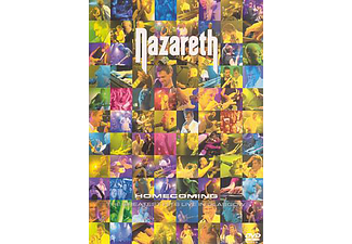 Nazareth - Homecoming - Greatest Hits Live (DVD)