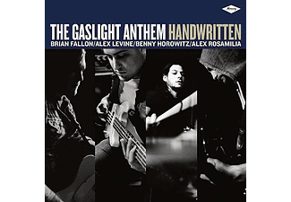 The Gaslight Anthem - Handwritten (CD)
