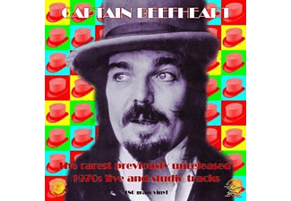 Captain Beefheart - The Rarest Previously Unreleased (. - (Vinyl)