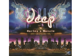 VARIOUS - Deep House Part 5 - (CD)