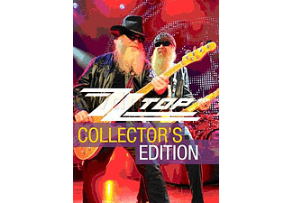 ZZ Top - Collector's Edition - Live From Texas / Live In Germany 1980 (DVD)