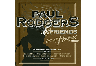 Paul Rodgers - Live at Montreux 1994 (CD)