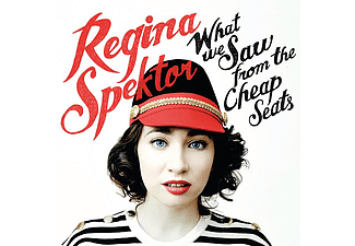 Regina Spektor - What We Saw From The Cheap Seats (CD)