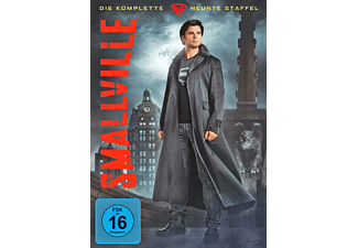 Smallville - Staffel 9 Science Fiction DVD