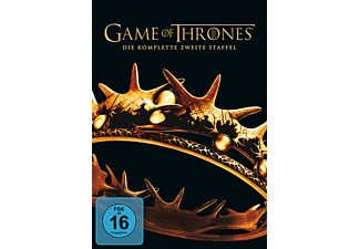 Game of Thrones - Staffel 2 - (DVD)