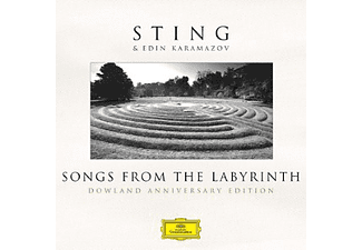 Sting & Edin Karamazov - Songs From The Labyrinth (CD + DVD)