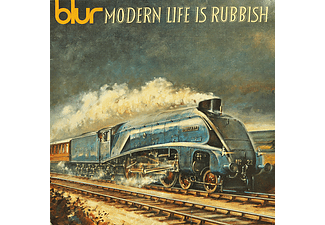 Blur - Modern Life Is Rubbish (CD)