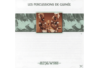 L'Ensemble National Des Percus - Les Percussions De Guinee - (CD)