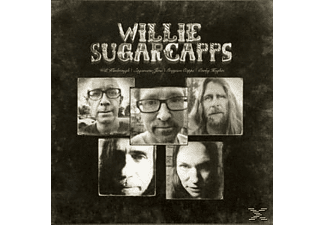 Willie Sugarcapps - Willie Sugarcapps - (CD)