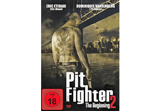 Pit Fighter 2 - The Beginning - (DVD)