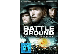 Battleground - Helden im Feuersturm - (DVD)