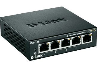 D-LINK DGS-105D Gigabit ethernet-switch