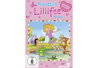 Prinzessin Lillifee TV-Serie Komplettbox DVD-Box Animation/Zeichentrick DVD