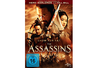 The Assassins - (DVD)
