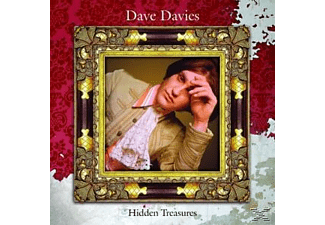 Dave Davies - Hidden Treasures - (CD)