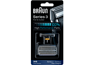 BRAUN 31S Series 3 Folie en Messenblok
