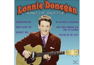 Lonnie Donegan - King Of Skiffle - (CD)