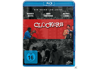 Clockers - (Blu-ray)