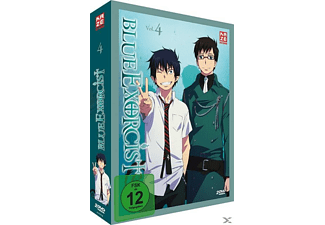 BLUE EXORCIST - BOX 4 - (DVD)