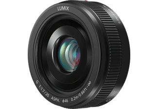 PANASONIC LUMIX G 20 mm / F1.7 ASPH Pancake