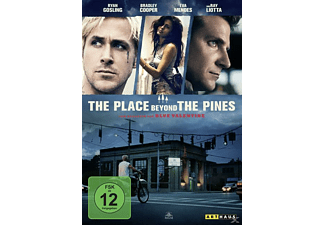 The Place Beyond The Pines Drama DVD